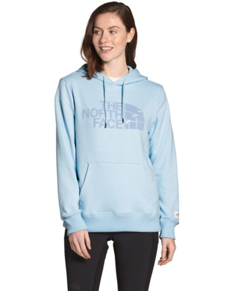 Women's Recycled Materials Pullover Hoodie-