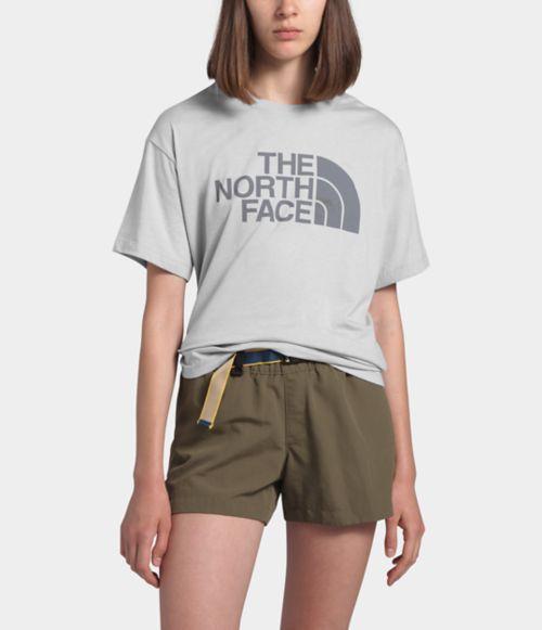 Women's Short Sleeve Half Dome Tri-Blend Tee-