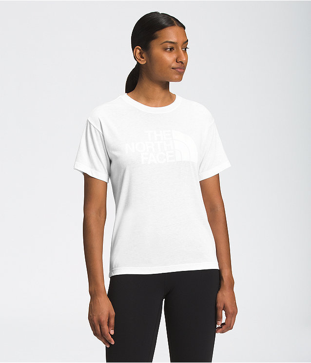 Women's Short Sleeve Half Dome Tri-Blend Tee
