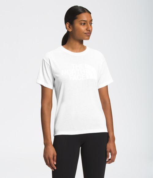 Women's Short Sleeve Half Dome Tri-Blend Tee | The North Face