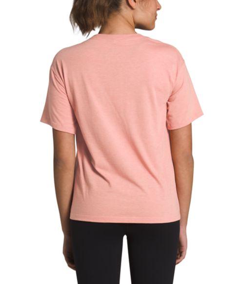 T-shirt Half Dome trois matières pour femmes-