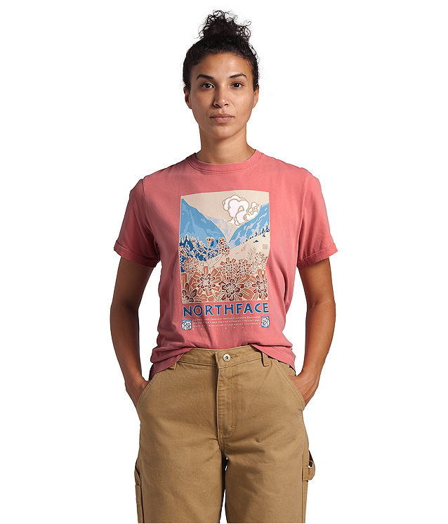 Women's Short Sleeve Berkeley Tee