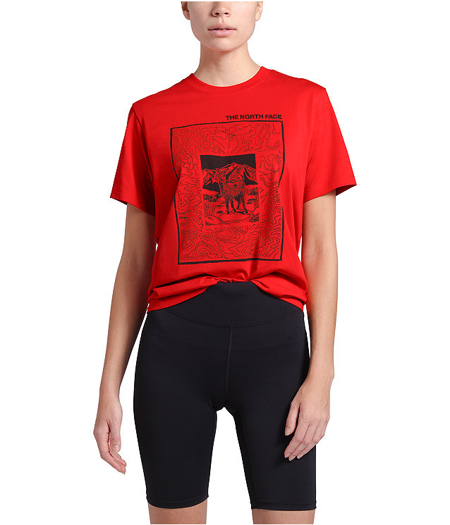 Women's Short Sleeve Himalayan Source Tee