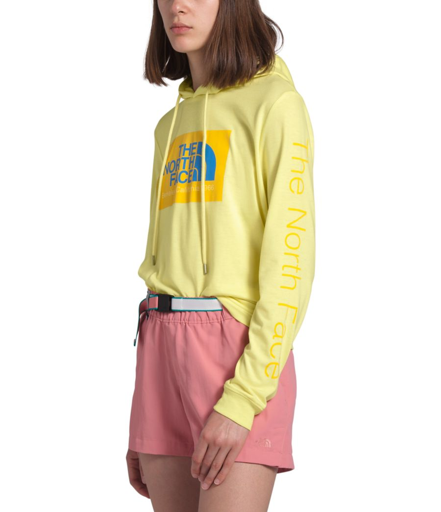 Women's 66 California Tri-Blend Pullover Hoodie-