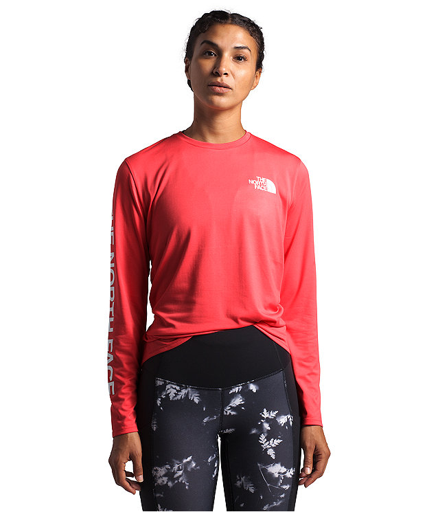 Women's Long Sleeve Reaxion Tee