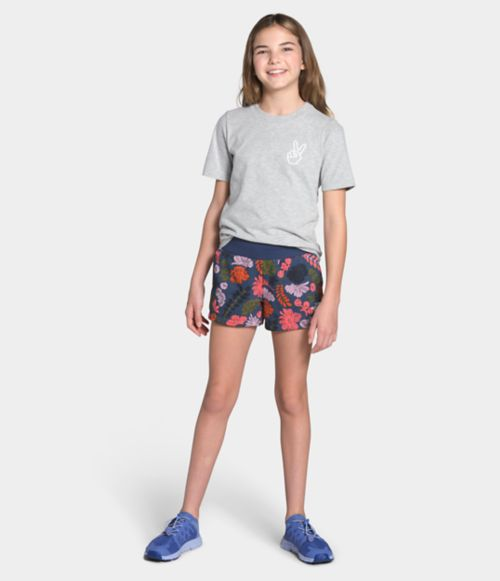 Girls' Logowear Short-
