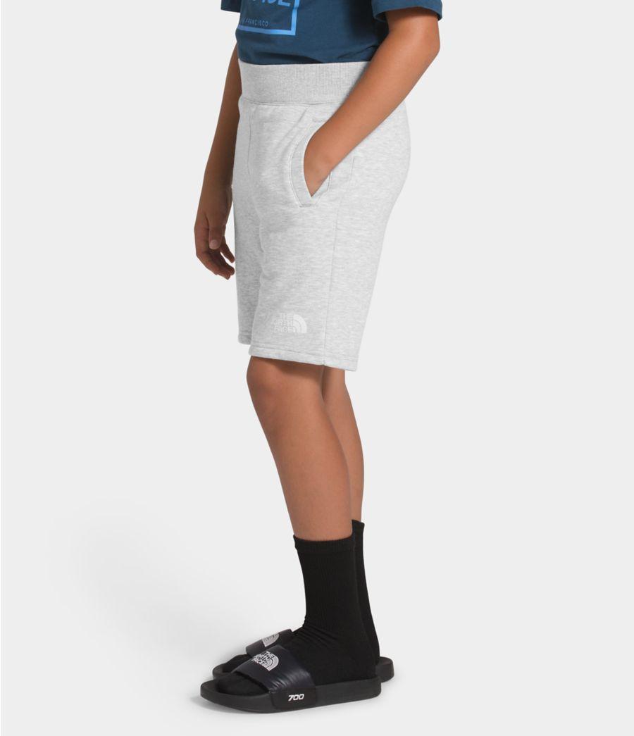 Boys' Logo Fleece Short-