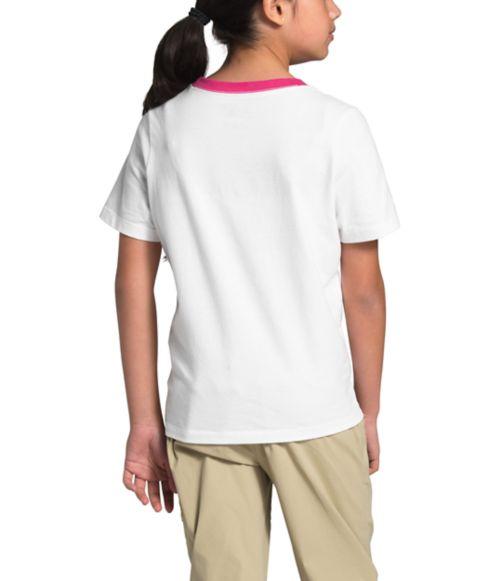Girls' Short Sleeve Graphic Tee-