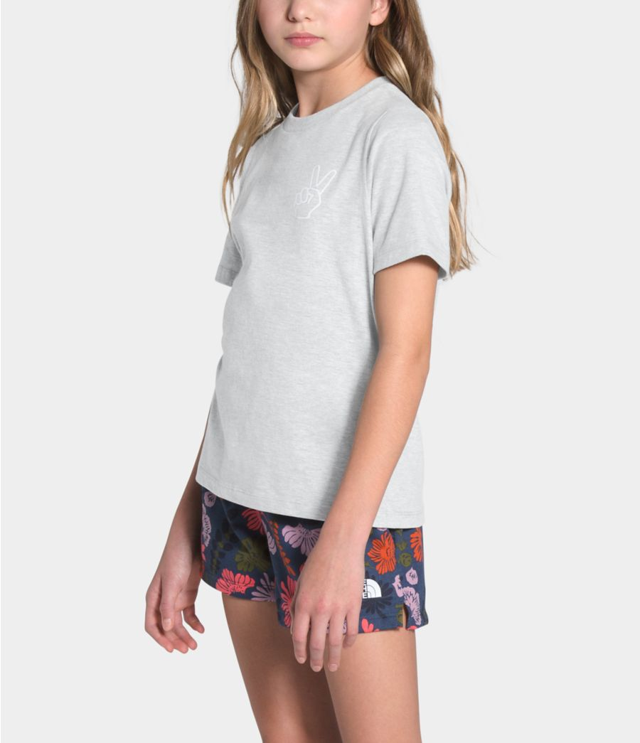 T-shirt imprimé pour filles-
