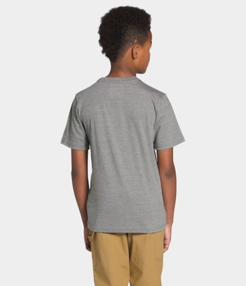 T-shirt trois matières pour garçons-