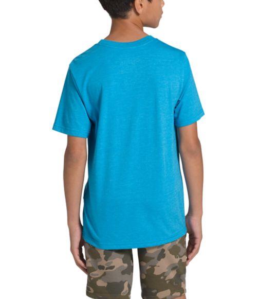 Boys' Short Sleeve Tri-Blend Tee-