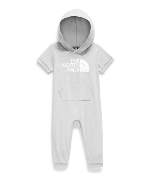 Infant French Terry Hooded Onesie-