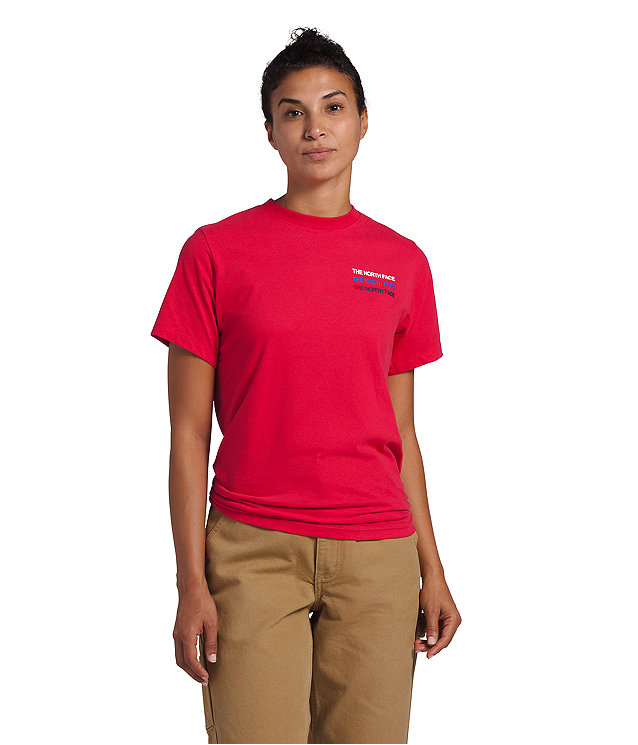 Women's Short Sleeve Freedom Tee