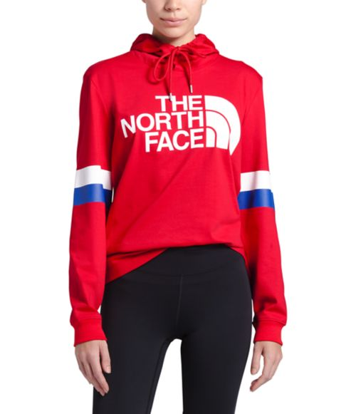 Women's Vintage Varsity Pullover Hoodie | The North Face