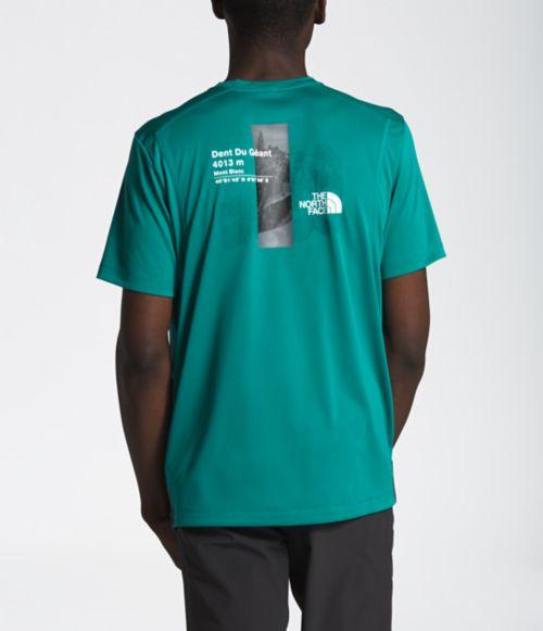 Men's Glacier Short Sleeve T-Shirt-