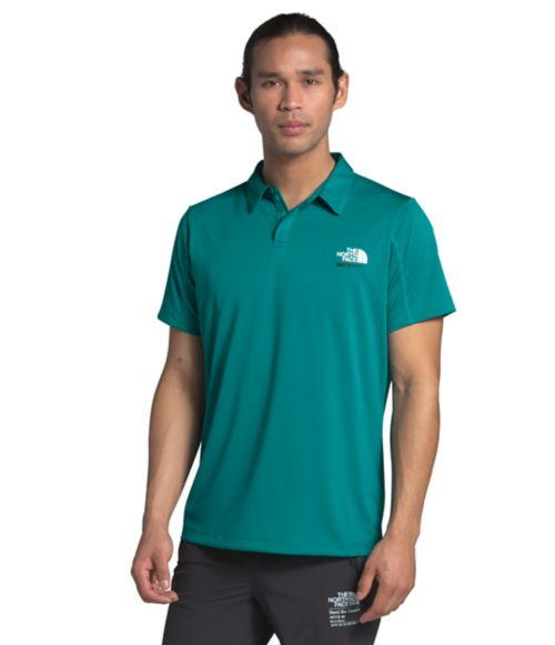 Men's Glacier Short Sleeve Polo-