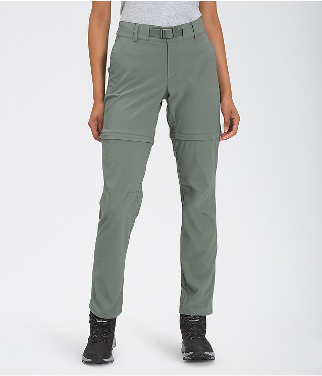 Women's Paramount Convertible Mid-Rise Pant