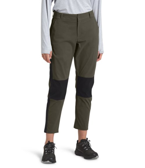 Women's North Dome Crop Pant | The North Face
