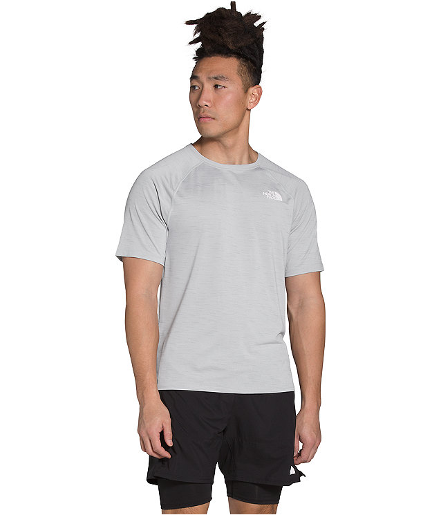 Men's Active Trail Jacquard Short Sleeve