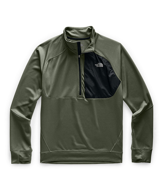Men's Essential ¼ Zip Mid-Layer