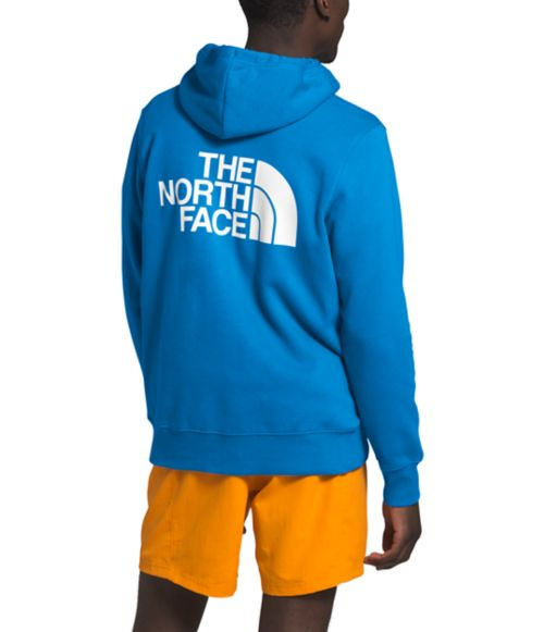 Men's Half Dome Full Zip Hoodie-