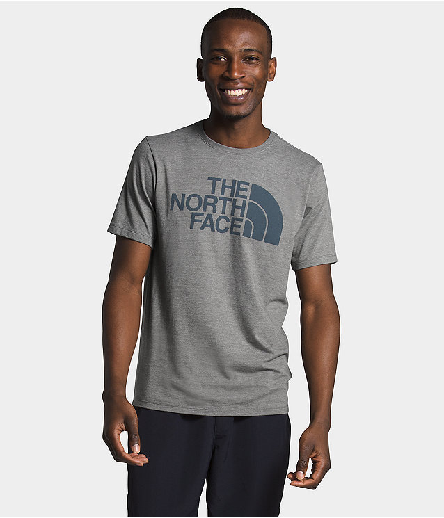 Men's Short Sleeve Half Dome Tri-Blend Tee