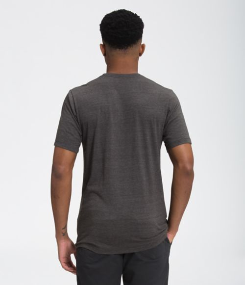 Men's Short Sleeve Half Dome Tri-Blend Tee-