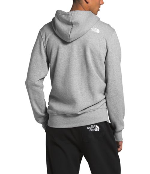 Men's Edge To Edge Pullover Hoodie-