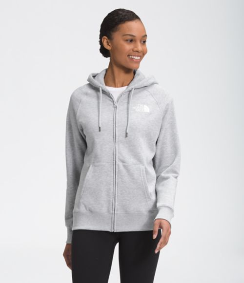 Women's Half Dome Full Zip Hoodie-