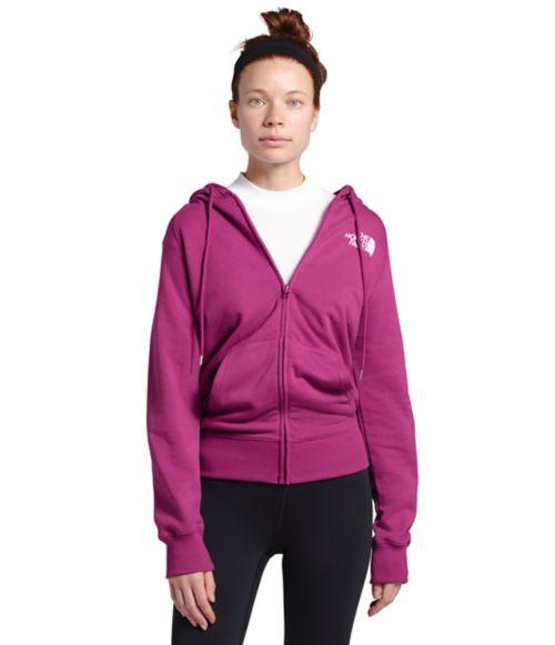 Manteau à capuchon Half Dome pour femmes-