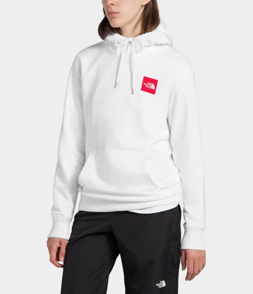 Women's Box Pullover Hoodie-