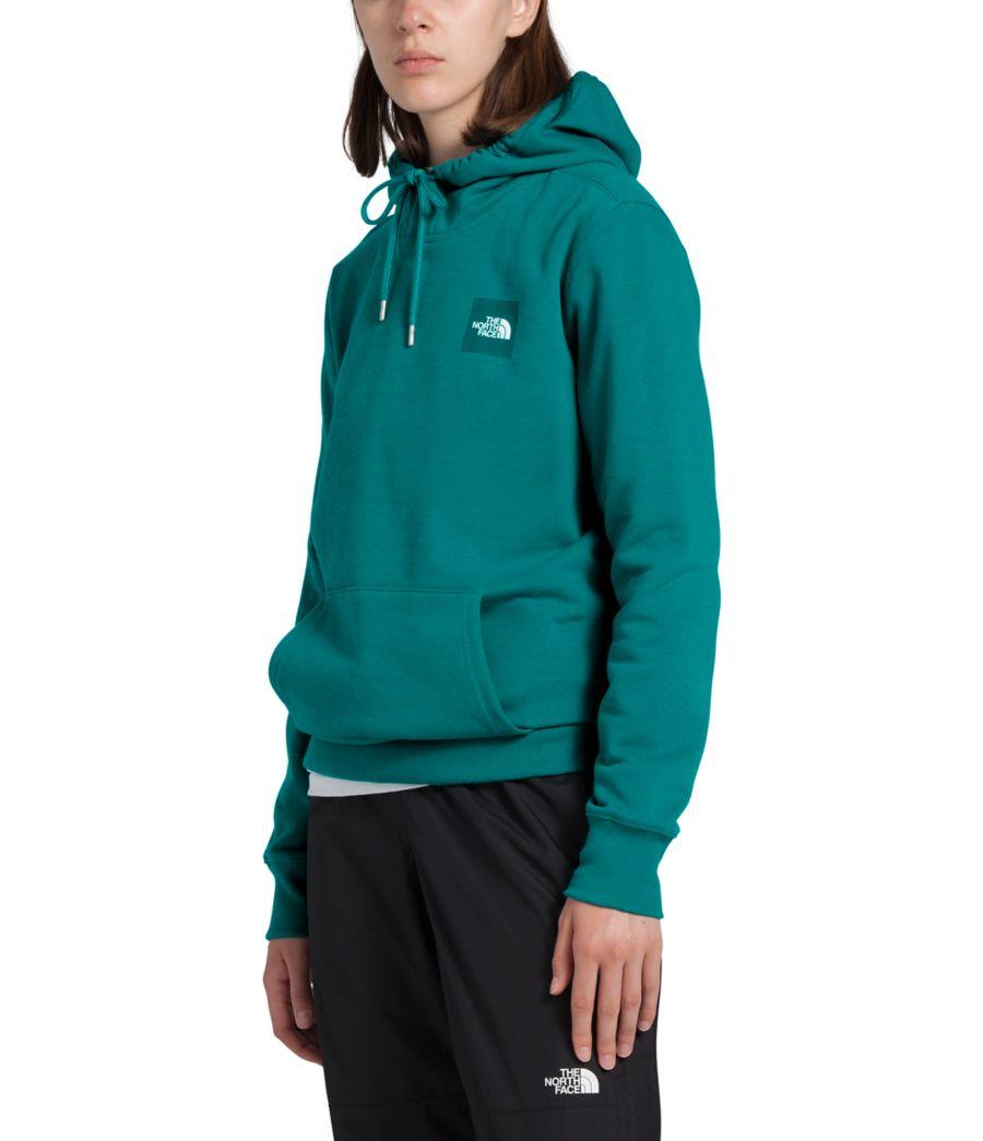 Women's Box Pullover Hoodie-