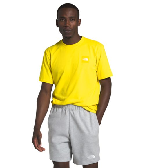 Men's Short Sleeve Red Box Tee-