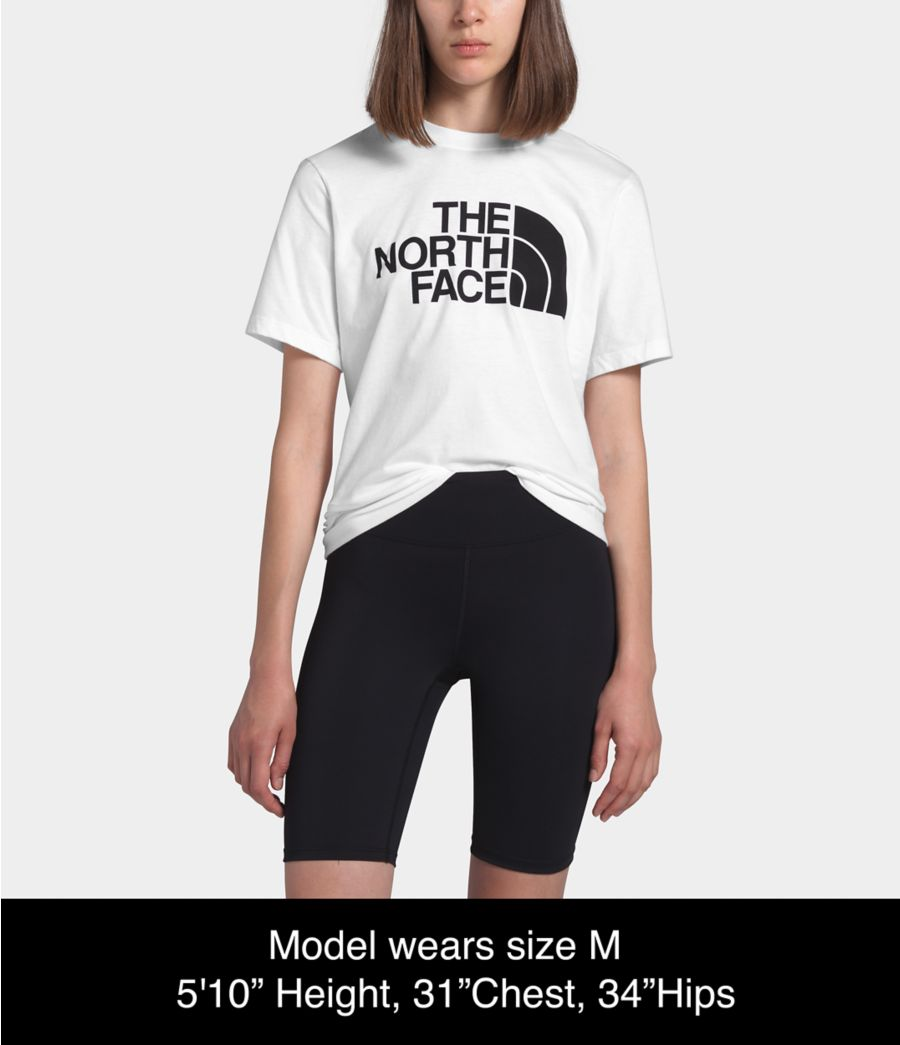 T-shirt Half Dome en coton pour femmes-