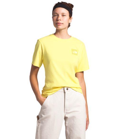 Women's Short Sleeve Box Tee-