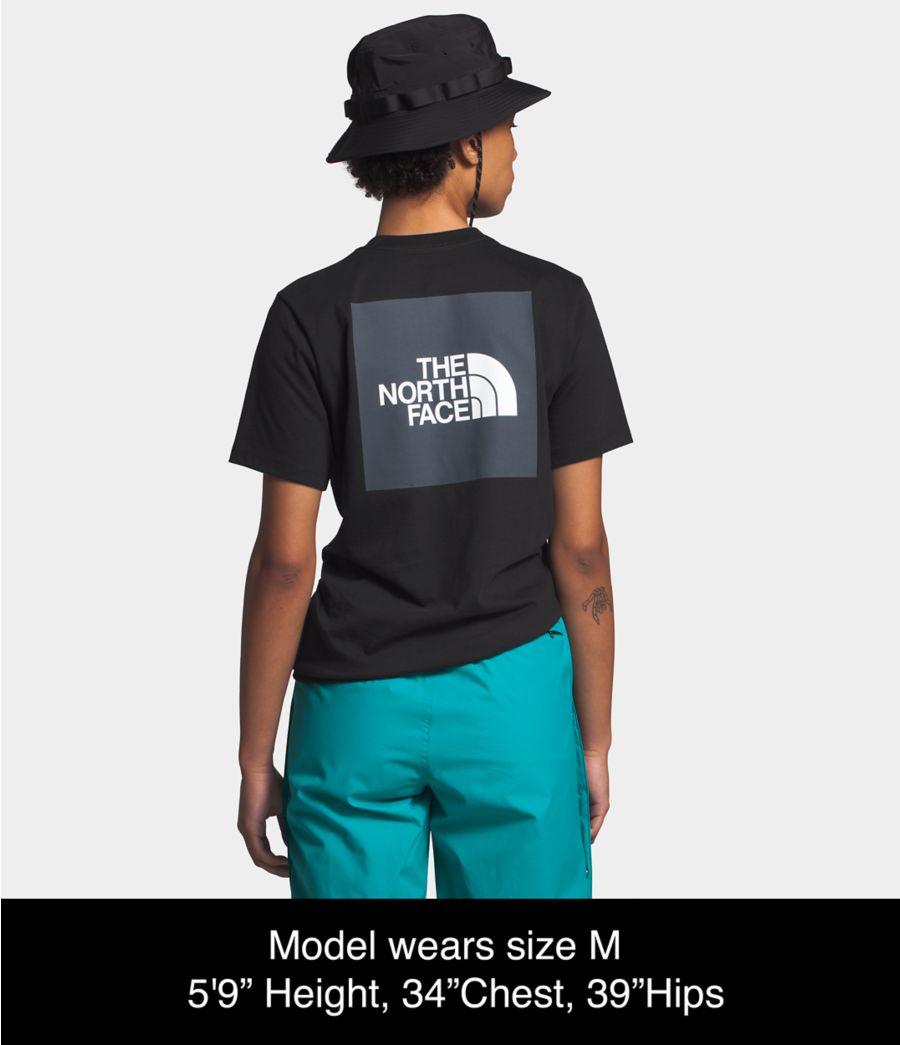 T-shirt épais Box pour femmes-