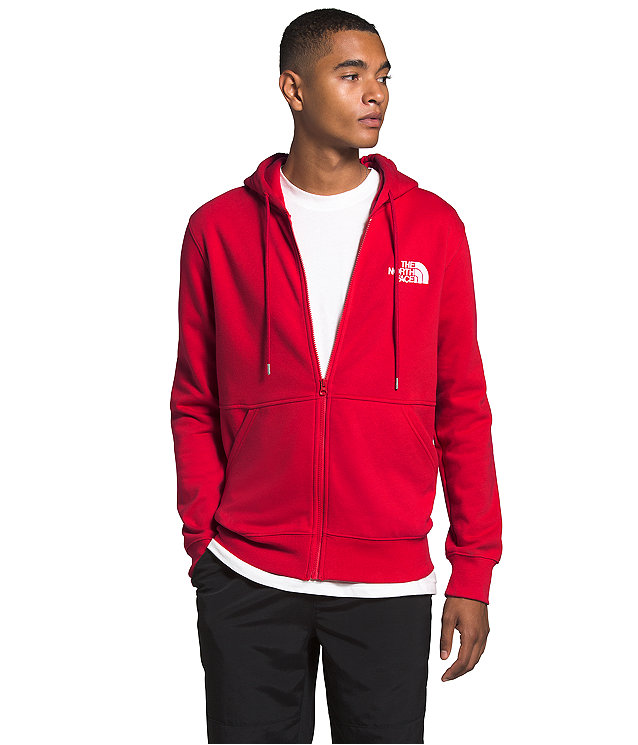 Men's US of A Full Zip Hoodie