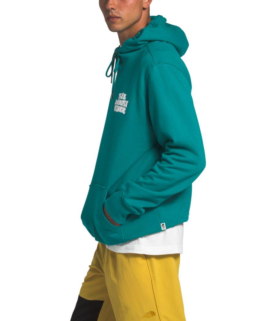 Men's Logo Haze Pullover Hoodie-