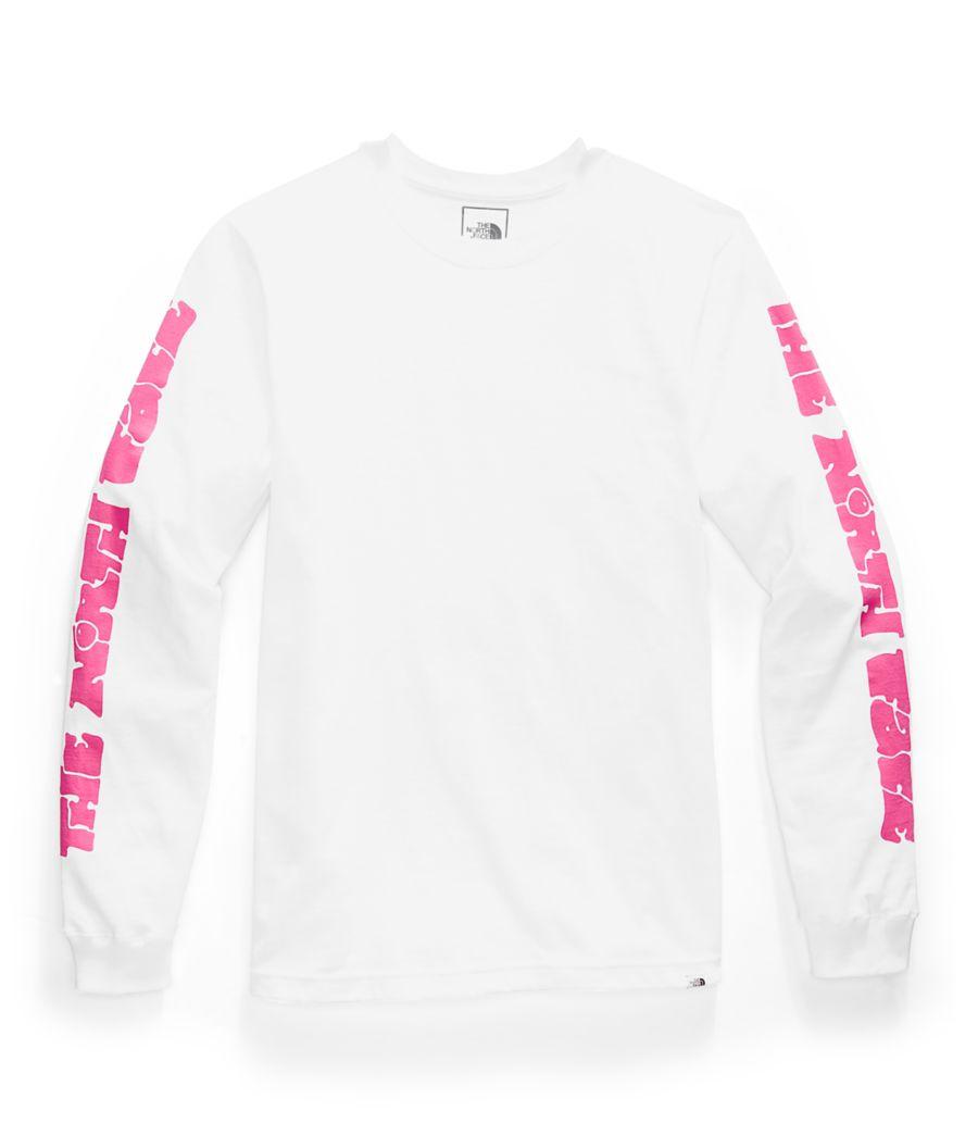 Men's Long Sleeve Logo Haze Tee-
