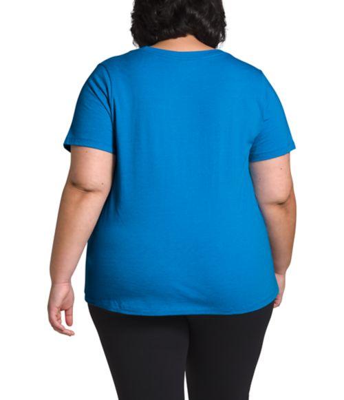 Women's Short Sleeve Half Dome Tri-Blend Plus Tee-