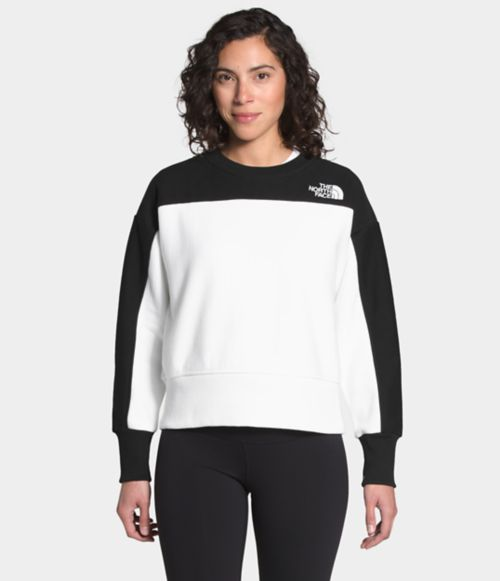 Women's Heavyweight Reverse-Weave Crew | The North Face