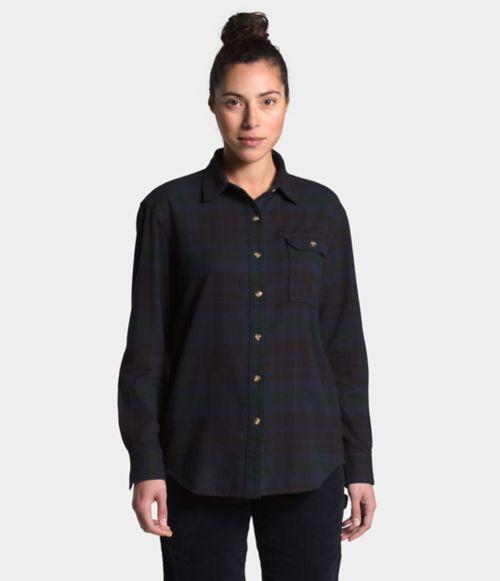 Women's Berkeley L/S Boyfriend Shirt   The North Face
