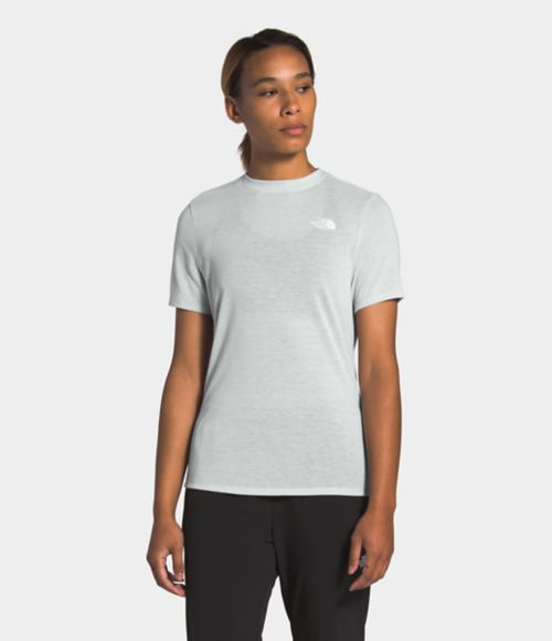 Women's Active Trail Wool S/S   The North Face