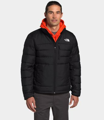 The North Face Men's Aconcagua Insulated Jacket S M L XL XXL Tnf Black