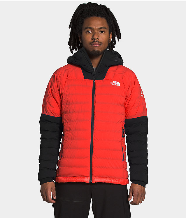 MEN'S SUMMIT L3 50/50 DOWN HOODIE