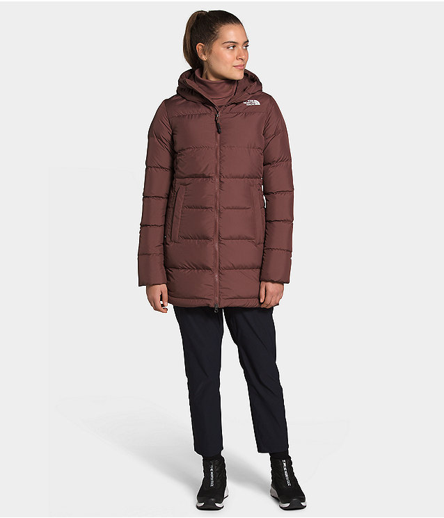 Women's Gotham Parka   Free Shipping   The North Face