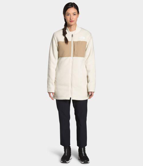 Women's TNF™ Reversible Long Fleece Jacket | The North Face