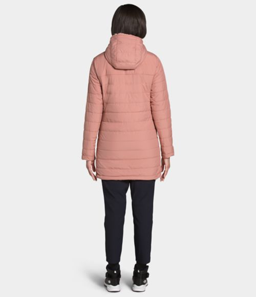 Women's Mossbud Insulated Reversible Parka-