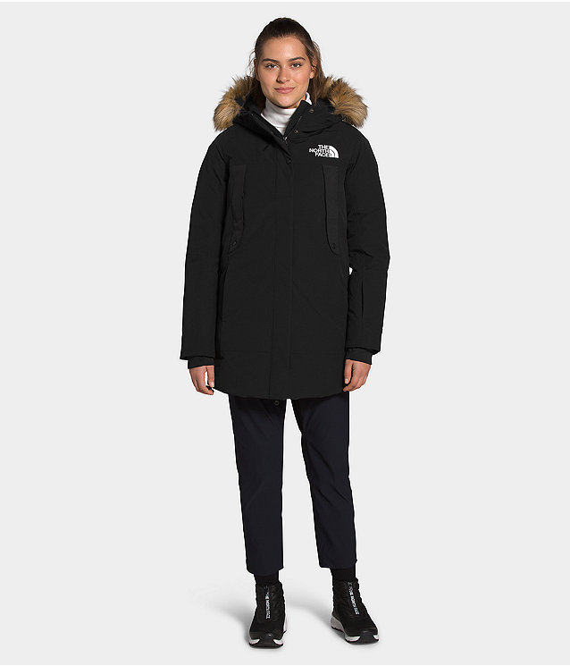 Women's New Outer Boroughs Parka
