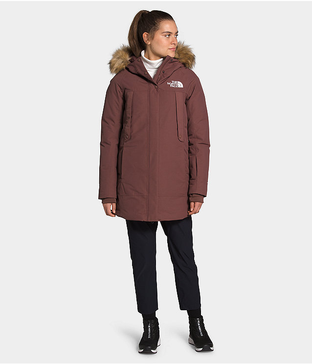 W NEW OUTERBOROUGHS PARKA